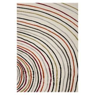Safavieh Banded Area Rug (53x77)