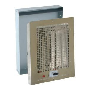 1000 Watt Radiant Heat Bathroom Wall Mounted Heater DISCONTINUED H1006