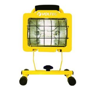 Voltec 500 Watt Heavy Duty Halogen Work Light 08 00609