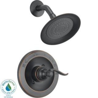 Delta Traditional Single Handle Shower Only in Oil Rubbed Bronze 142996 OB