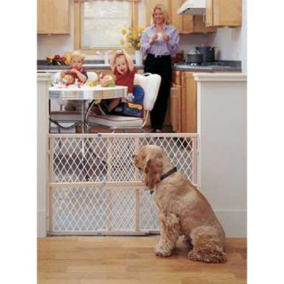 North States Easy Adjust  Diamond Mesh Gate Dogs