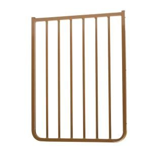 Cardinal Gates 21 3/4 in. Extension for Stairway Special Outdoor Safety Gate in Brown BX2 BRNP