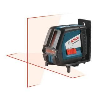 Bosch Self Leveling Long Range Cross line Laser GLL 2 45