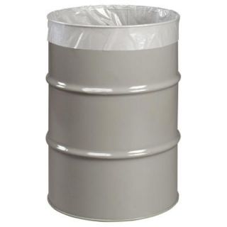 Husky 55 gal. Economy Natural Trash Liners (200 Count) PA55200CL P