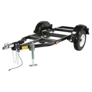 Lincoln Electric Medium Two Wheel Road Trailer with Duo Hitch K2636 1