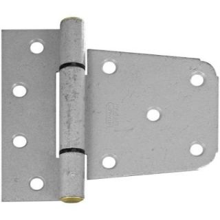 Stanley National Hardware 3 1/2 in. Galvanized Heavy Duty Gate Hinge DISCONTINUED CD908.5 3 1/2 GATE HGEGL