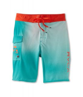 RVCA Kids Static Trunk Boys Swimwear (Green)
