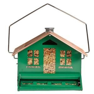 Perky Pet Squirrel Be Gone II Wild Bird Feeder 339