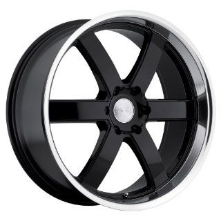Black Rhino Pondora 22 Black Wheel / Rim 6x5.5 with a 25mm Offset and a 112 Hub Bore. Partnumber 2295PND256140B12 Automotive