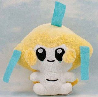 "Brand New Japanese Anime Cartoon Pokemon Jirachi Plush Toy 6""15cm Pocket Monster Stuffed Animals Plush Doll Toys & Games"