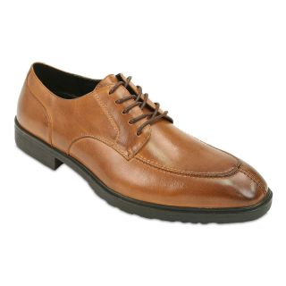 Deer Stags Vesey Mens Oxfords, Tan