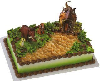 Ice Age 3 Dawn of the Dinosaurs Cake Topper Kitchen & Dining