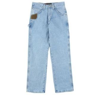 Wrangler Relaxed Fit 35 in. x 34 in. Mens Carpenter Jean 3W020VI