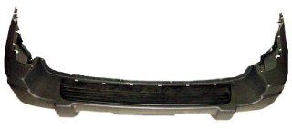 OE Replacement Jeep Cherokee/Wagoneer Rear Bumper Cover (Partslink Number CH1100197) Automotive