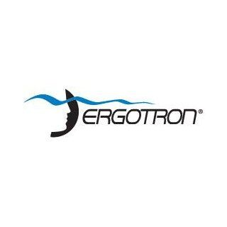 Ergotron 24 316 026 Mounting Arm with 19.5 Inch Height Adjustment Electronics