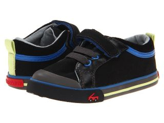 See Kai Run Kids Stevie Boys Shoes (Black)