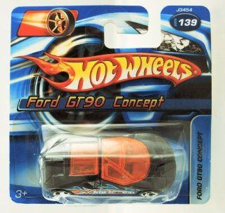 Hot Wheels   2006   Ford GT90 Concept   Black   #139   Limited Edition   Collectible Toys & Games