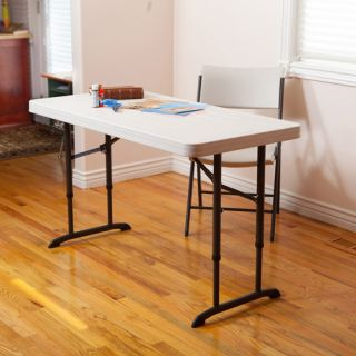 Find the Lifetime 4 Folding Table, White Granite for less at. Save money. Live better.
