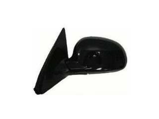 DRIVER SIDE DOOR MIRROR Honda Civic POWER NON FOLDAWAY; HX/LX MODELS; TEXTURED OR UNPAINTED Automotive