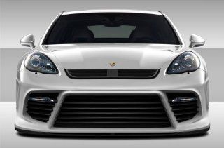2010 2013 Porsche Panamera Eros Version 4 Body Kit   4 Piece   Includes Eros Version 4 Front Bumper (108285) Eros Version 4 Side Skirts (108286) Eros Version 4 Rear Bumper (108287) Automotive