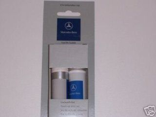 Mercedes Benz Genuine Obsidian Black Touch Up Paint Code 197 Automotive