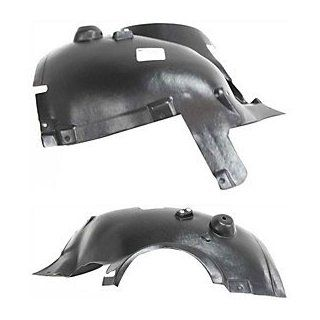 MERCEDES BENZ CLK CLASS 06 09 FRONT SPLASH SHIELD LEFT SIDE, FRONT Section, (209 Automotive