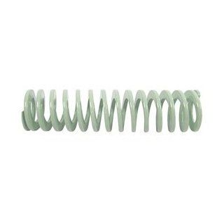 "Die Spring, Ultra Light Duty, Closed & Ground Ends, Light Green, 20"" Hole Diameter, 10"" Rod Diameter, 51"" Free Length, 13.7lbs Spring Rate (Pack of 10) Compression Springs"