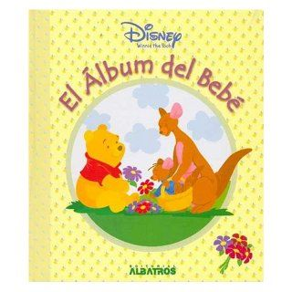 Album del Bebe de Winnie Pooh (Spanish Edition) Maria Eugenia Delia 9789502490649 Books