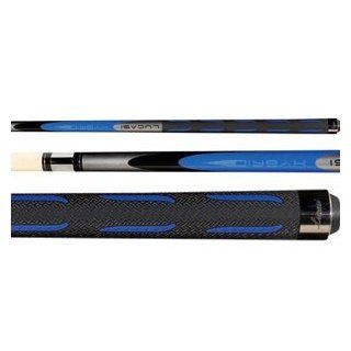 Lucasi Hybrid Orignal Series L H10 Two Piece Pool Cue Style 19.5 oz.  Silver Pool Cue  Sports & Outdoors