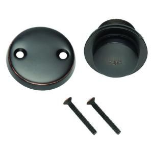 Design House Toe Tap Bath Drain in Oil Rubbed Bronze 522714