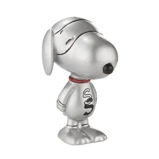 Peanuts Snoopy By Design The Silver Sniffer Porcelain Figurine   Collectible Figurines