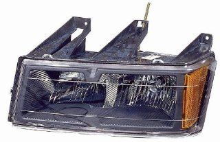 Depo 335 1131L AC2 Chevrolet Colorado/GMC Canyon Driver Side Replacement Headlight Assembly Automotive