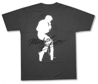 "Tultex Men's Bravado Michael Jacon ""Silhouette"" T Shirt at  Men�s Clothing store"