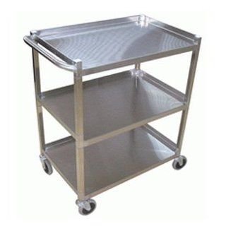 GSW 350 lb Capacity Stainless Steel Utility Cart