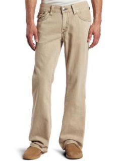 True Religion Men's Billy Jean, Light Brown, 30 at  Men�s Clothing store