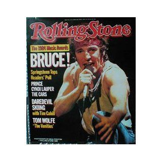 Bruce Springsteen 1985 Rolling Stone cover poster  Prints