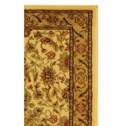 Lyndhurst Collection Ohsak Ivory/ Tan Rug (2'3 x 18') Safavieh Runner Rugs