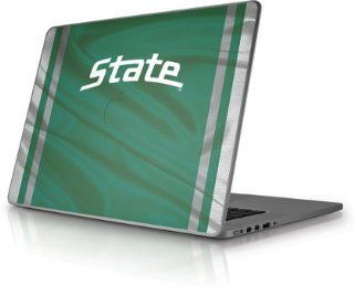 Michigan State University   Michigan State University Green Jersey   Apple MacBook Pro 15 (2009/2010)   Skinit Skin Computers & Accessories