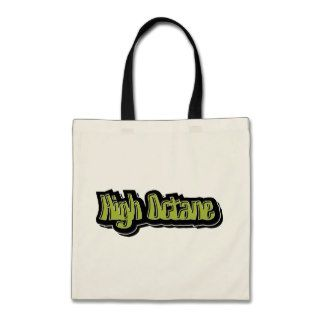 High Octane ~ Race Car Dragster Racing Tote Bags