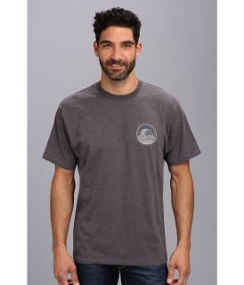 Quiksilver Waterman Solid State T Shirt Mens T Shirt (Black)