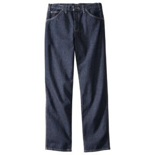 Dickies Mens Relaxed Fit Jean   Indigo Blue 36x36