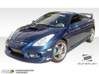 2000 2005 Toyota Celica Duraflex Xtreme Body Kit   4 Piece   Includes Xtreme Front Bumper Cover (100185) Xtreme Rear Bumper Cover (100186) Xtreme Side Skirts Rocker Panels (100187) Automotive