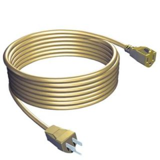 Stanley 40 ft. Light Beige Outdoor Extension Cord 155508
