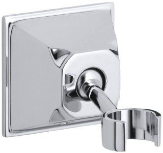 KOHLER K 422 CP Memoirs Adjustable Wall Mount Bracket, Polished Chrome   Hand Held Showerheads