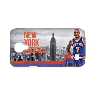 DIY NBA New York Knicks Super Star Carmelo Anthony plastic hard 3D case skin cover for SamSung Galaxy S4 mini 01465 04 Cell Phones & Accessories