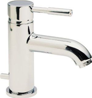 California Faucets 6201 2 MBLK Single Hole Lavatory Faucet   Touch On Bathroom Sink Faucets