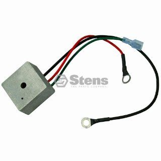 Stens 435 203 Voltage Regulator Replaces E Z Go 27739 G01  Lawn Mower Parts  Patio, Lawn & Garden