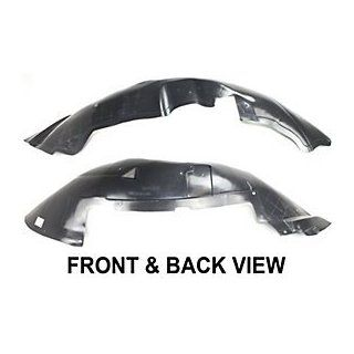 CHEVY SILVERADO PICKUP 03 07 FRONT SPLASH SHIELD RH Automotive