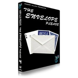 The Envelope Please ( and gimmick) by Daytona Magic   Trick Toys & Games