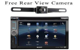 Sony XAV601BT A/V Receiver Bluetooth (FREE REAR VIEW CAMERA)  Vehicle Receivers